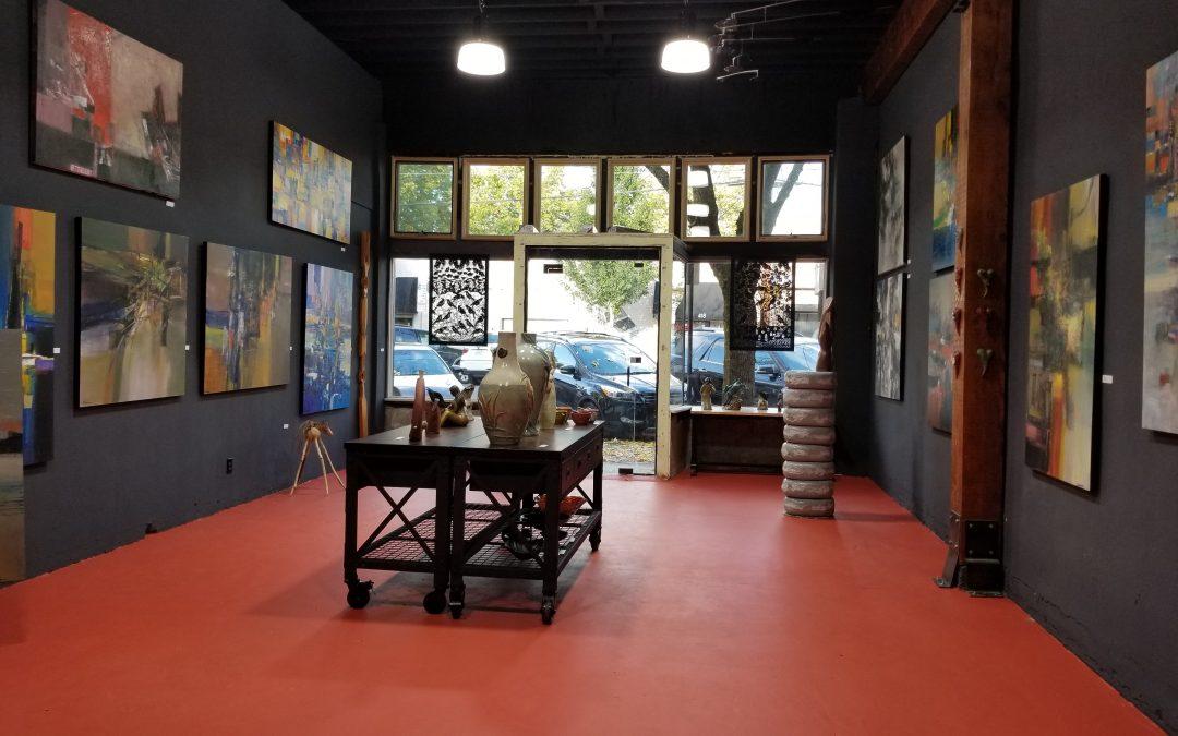 New exhibition room